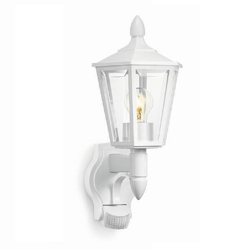Lampa Zewnętrzna 60w L 15z Czujnikiem Ruchu Biała Steinel St617912